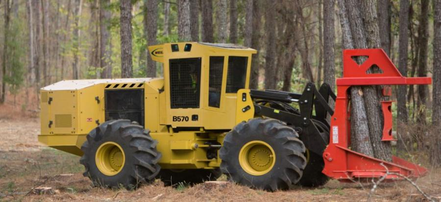 The acquisition from Caterpillar to Weiler consists of wheel skidders, track feller bunchers, wheel feller bunchers and knuckleboom loaders — exclusively available at Cat dealers, such as Cleveland Brothers — along with manufacturing facilities in LaGrange, Ga., Auburn, Ala., and Smithfield, N.C.