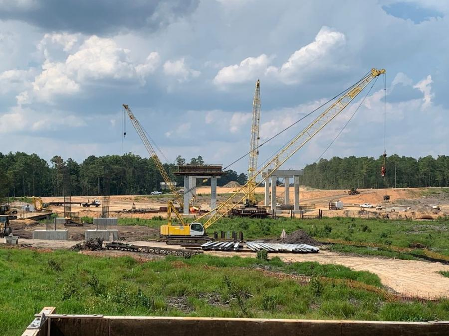 """The Outer Loop will provide unprecedented interstate connectivity for the region and provide Fort Bragg with direct connections to I-95,"" said Andrew Barksdale, NCDOT public relations officer."