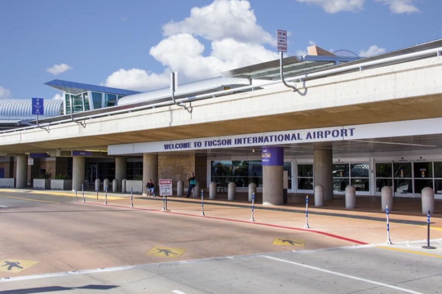 WSP USA will provide construction management services at Tucson International Airport.
