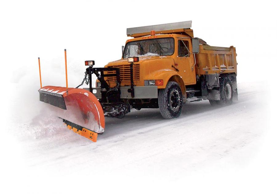 Designed to clear packed snow and ice to reveal a safe road surface with minimal salt and chemical treatment, the aggressive blades can be used on city streets, rural roads and parking lots.