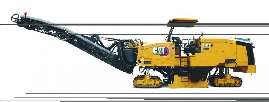 PM620, PM622, PM820, PM822 and PM825 cold planers are high-production, highly maneuverable half-lane milling machines that perform controlled full-depth removal of asphalt and concrete pavements in a single pass.