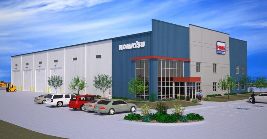 Road Machinery & Supplies Co. will begin construction of the planned 25,000-sq.-ft. building located at the intersection of U.S. Hwy 65 and Franklin Road this fall and is expected to complete the project next spring.