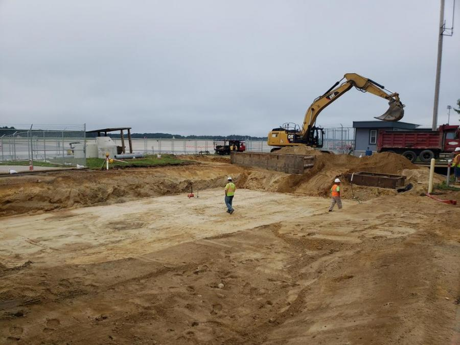 The Portsmouth International expansion project will double its size and provide extra room for it to grow.