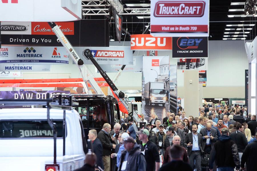 The Work Truck Show 2020 runs March 3 to 6 at Indiana Convention Center in Indianapolis, Ind.
