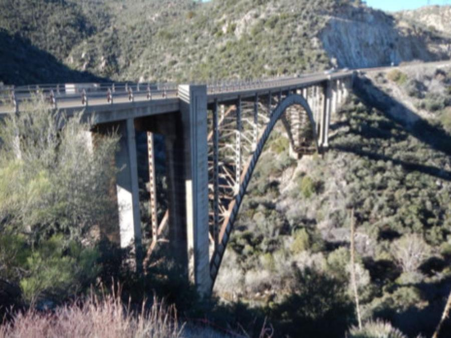 Pinto Creek Bridge
