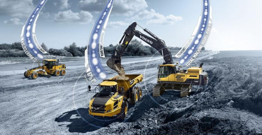 Catrin Nilsson, manager, Connected Solutions Platform at Volvo CE, explains why this is a pivotal time in the company's connectivity journey.