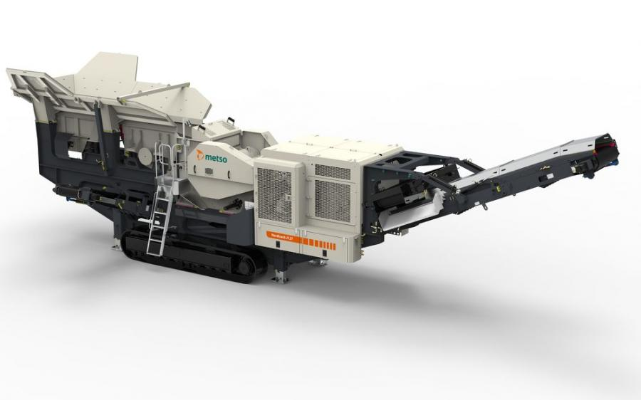 The new Metso Nordtrack range introduces 19 products designed to meet the requirements of general contractors in particular.