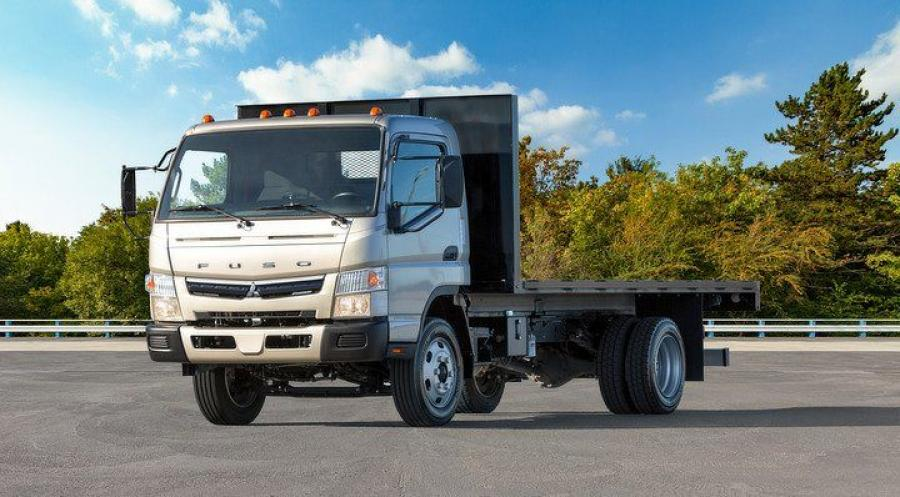 FUSO expects the FE180 GAS trucks to arrive at dealerships beginning in November.