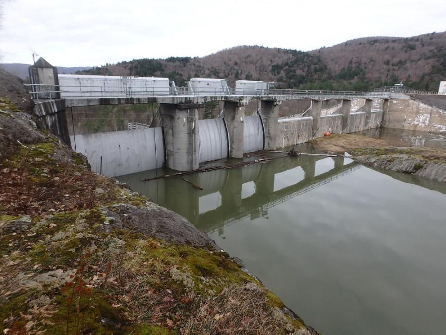 The Waterbury Dam, which was built in 1938 and repaired numerous times, most recently in 2007, needs additional work, which may be completed if it receives federal funding.