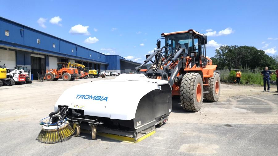 The addition of Finke Equipment to Trombia dealership network further expands the product availability in the United States.