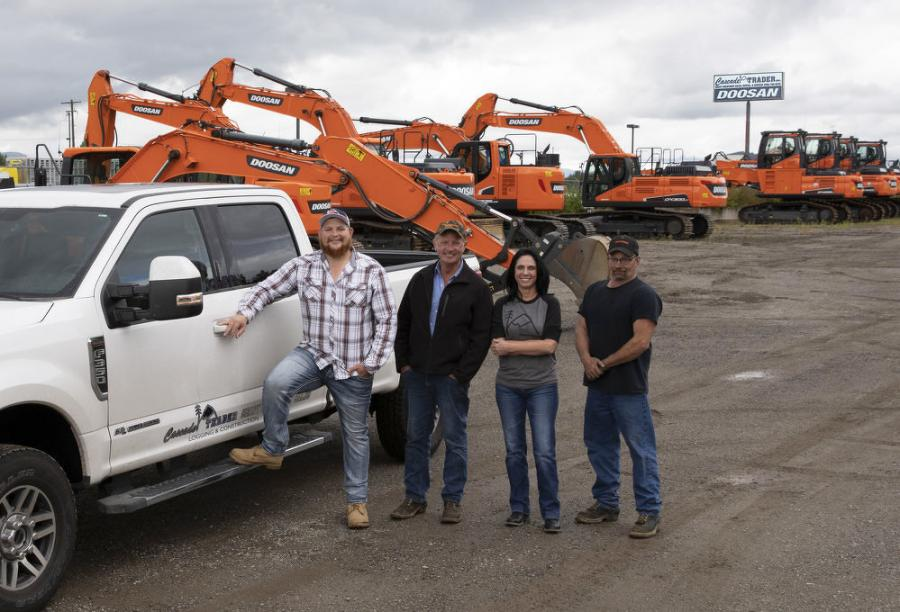 The staff at Cascade Trader's newest location is eager to expand the company's presence in Idaho.