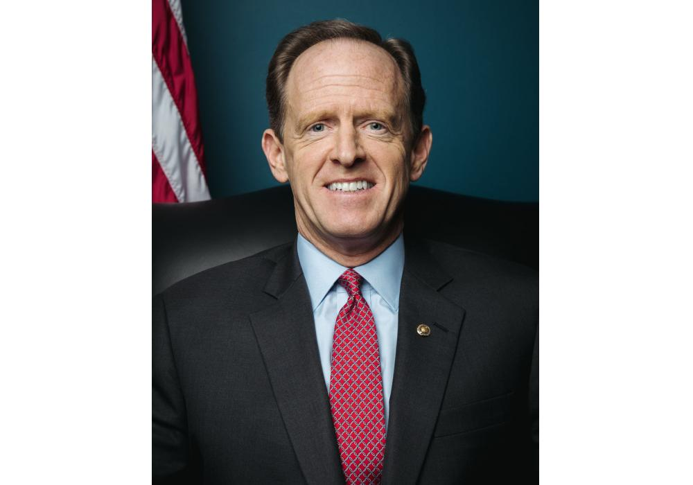 U.S. Sen. Pat Toomey