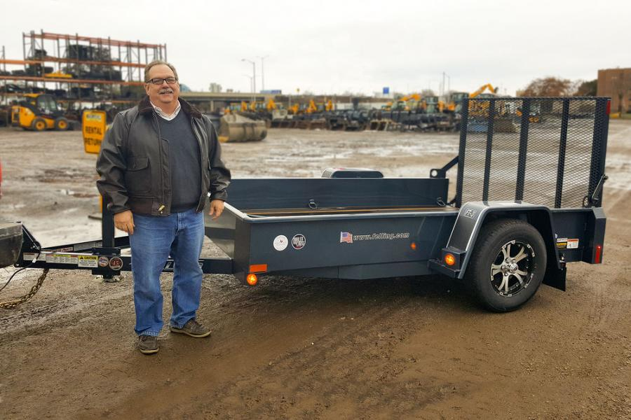 Wisconsin Man Places Winning Bid On 2019 Trailer For A Cause Auction Ceg
