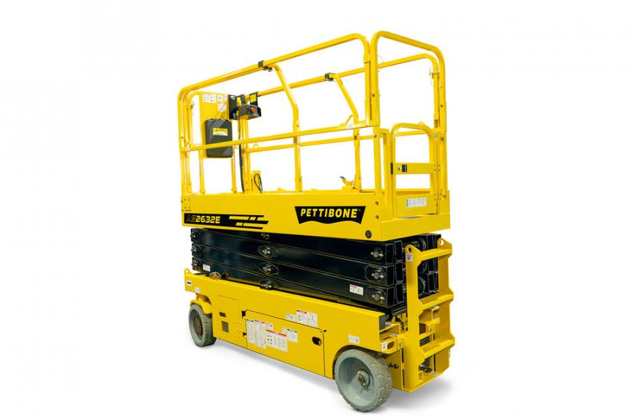 Key features of the line include a universal drive control box with LED screen, platform extensions with foot pedal control, and large scissor arms for excellent stability and durability.