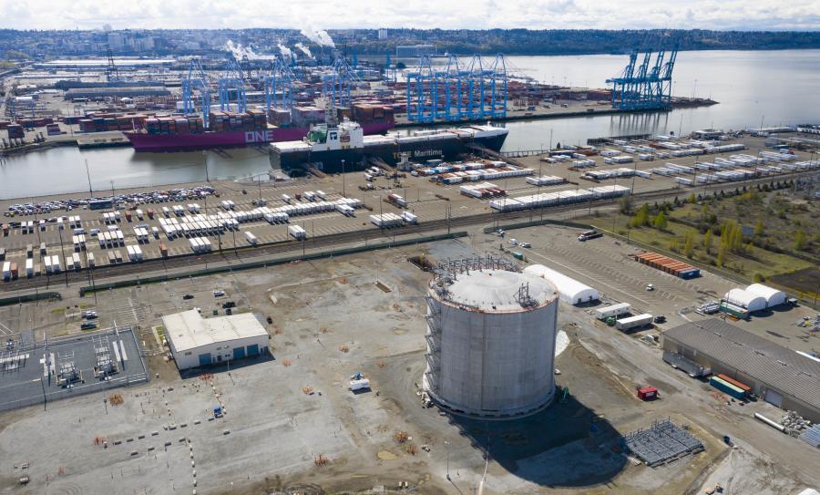 (Port of Tacoma photo)