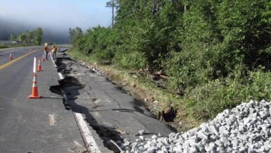 The FHWA issued $500,000 to VTrans on Nov. 20 to help cover the cost of repairing roads damaged by heavy rains, high winds and flooding from a storm that lasted from Oct. 31 through Nov. 1. (VTrans photo)