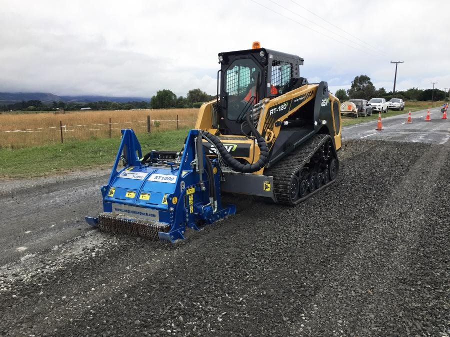 Loegering Power Attachments, an ASV brand, announced a new agreement with Schibeci, an Australia-based specialty equipment manufacturer. Under the agreement, Loegering customers in North America will have access to milling and grinding attachments designed and built for the construction, roadworks and flooring industries.