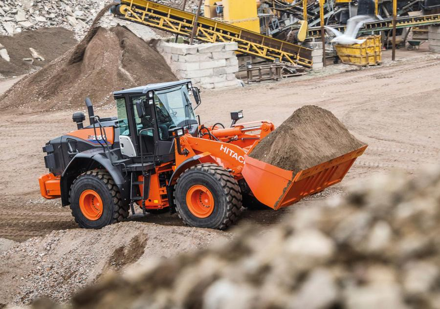 Bringing many of the same features into Hitachi's line-up of larger production loaders, the ZW250-6 is engineered and equipped to take on the full range of duties expected by demanding owners and operators, according to the manufacturer.