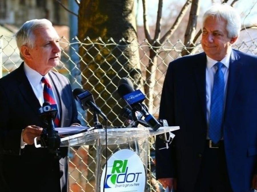 U.S. Sen. Jack Reed announced that Rhode Island will receive $50 million for bridge improvement and repair projects.