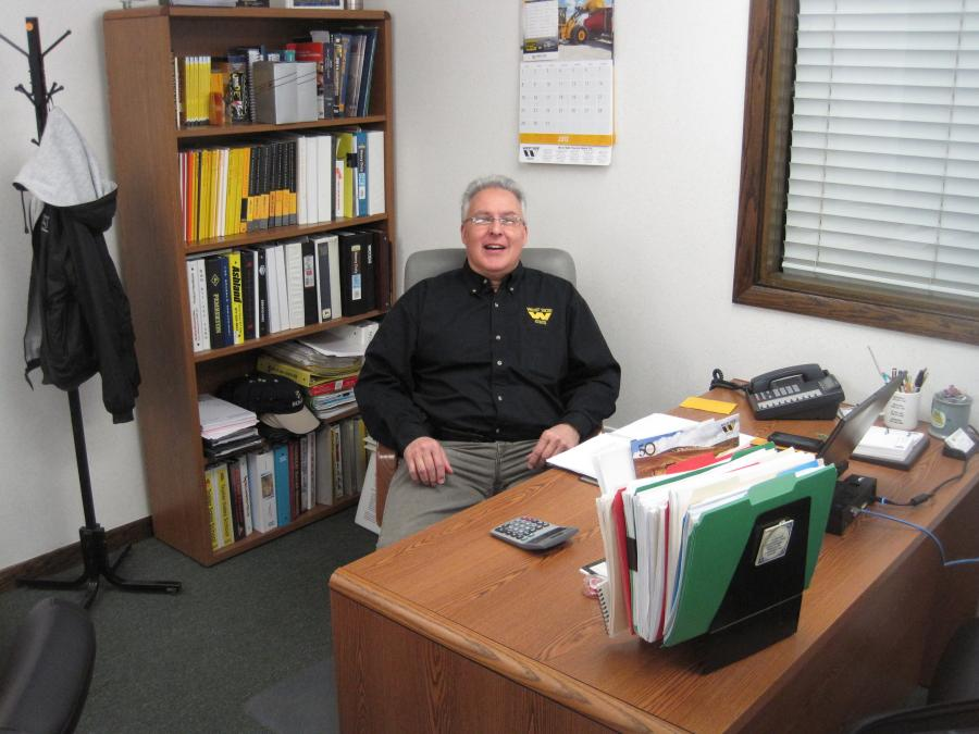Tom Stern, general sales manager of West Side Tractor Sales, has retired as of Dec. 31, 2019.