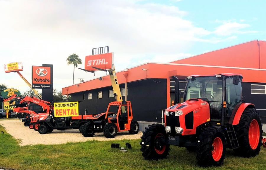 Growers Equipment Co. recently moved its Miami location from 8013 NW 66th St. to 4801 NW 77th Ave.