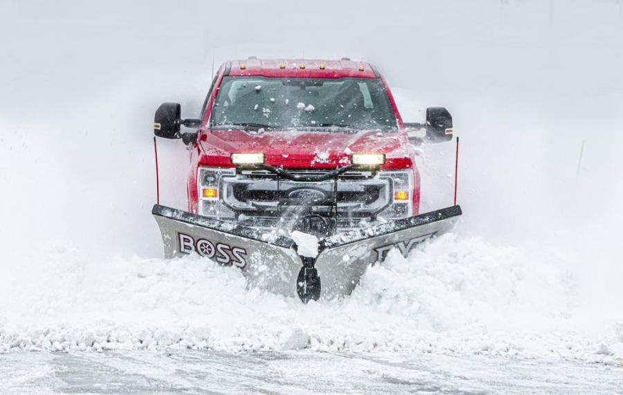 The new snow plow prep package, available for 4x4 pickups, includes heavy-duty springs specific to each configuration and an up-rated alternator to deal with heavy electrical loads.