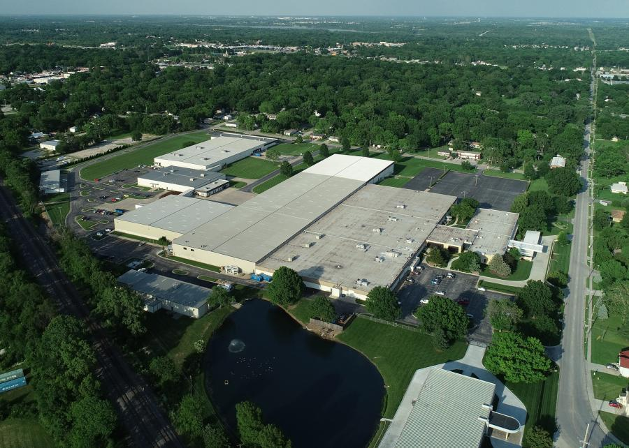 From its 44-acre Grandview corporate campus, Peterson now operates a 670,000 sq.-ft. facility staffed and equipped for cutting-edge manufacturing.