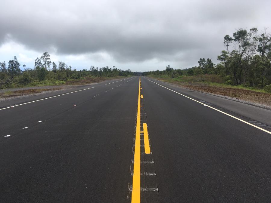 Daniel K. Inouye Highway (Hawaii Department of Transportation photo)