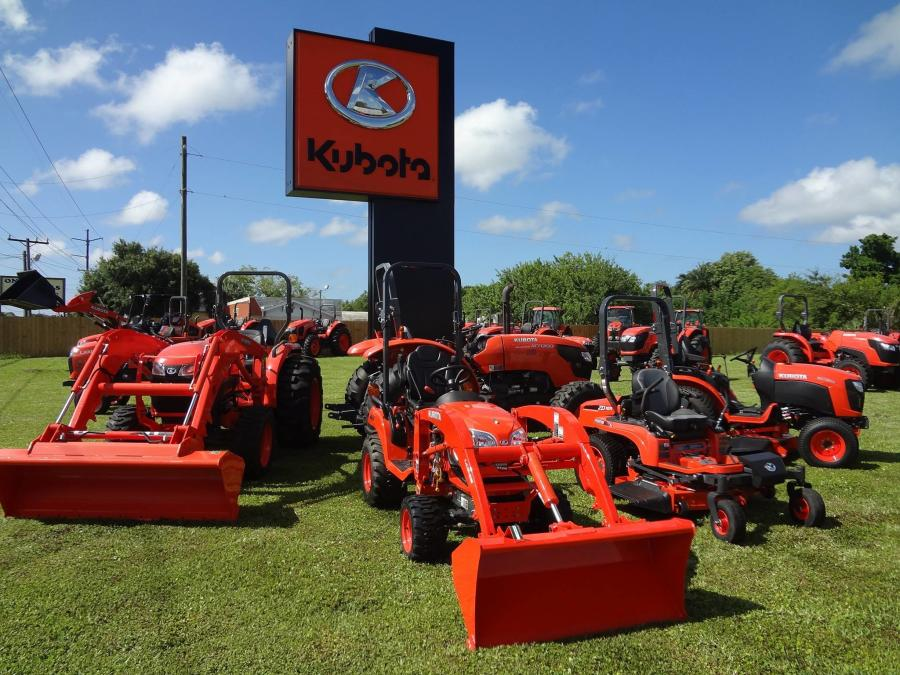 Linder Industrial Machinery Company has announced that they have changed the name of its Bradenton Kubota dealer from Franz Tractor Company to Linder Turf & Tractor.