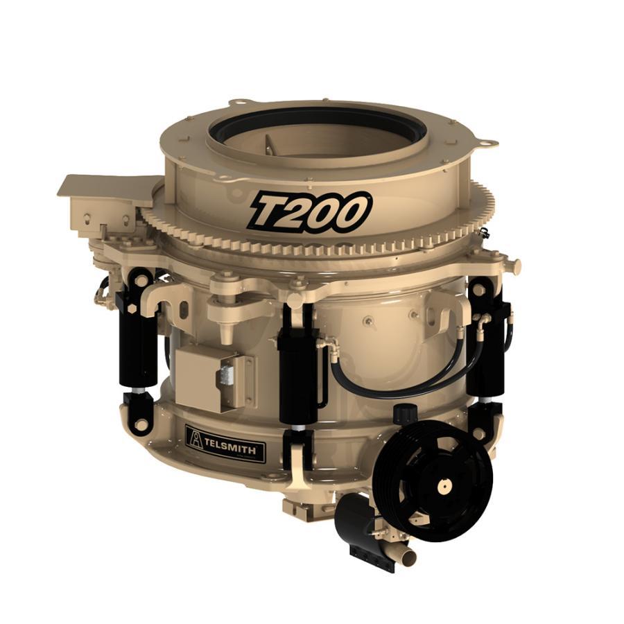 Titan T200 cone crusher