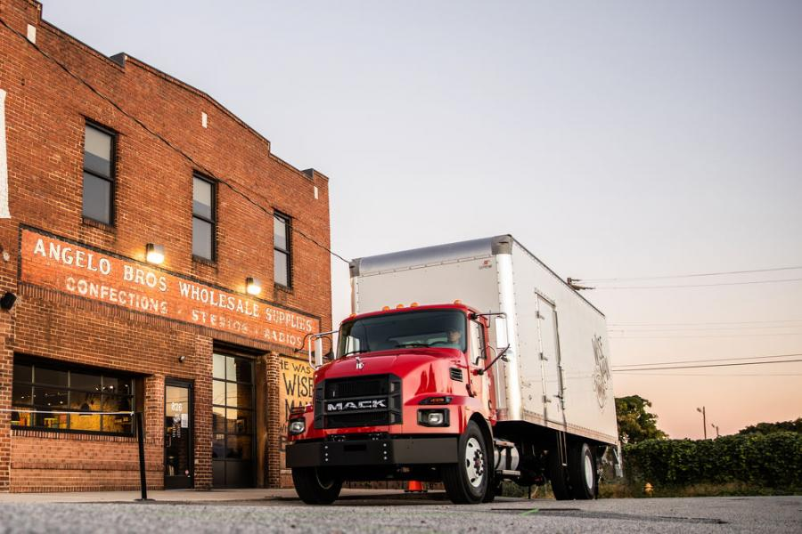 Mack Trucks launched the all-new Mack MD Series of medium-duty trucks. Serial production will begin July 2020.