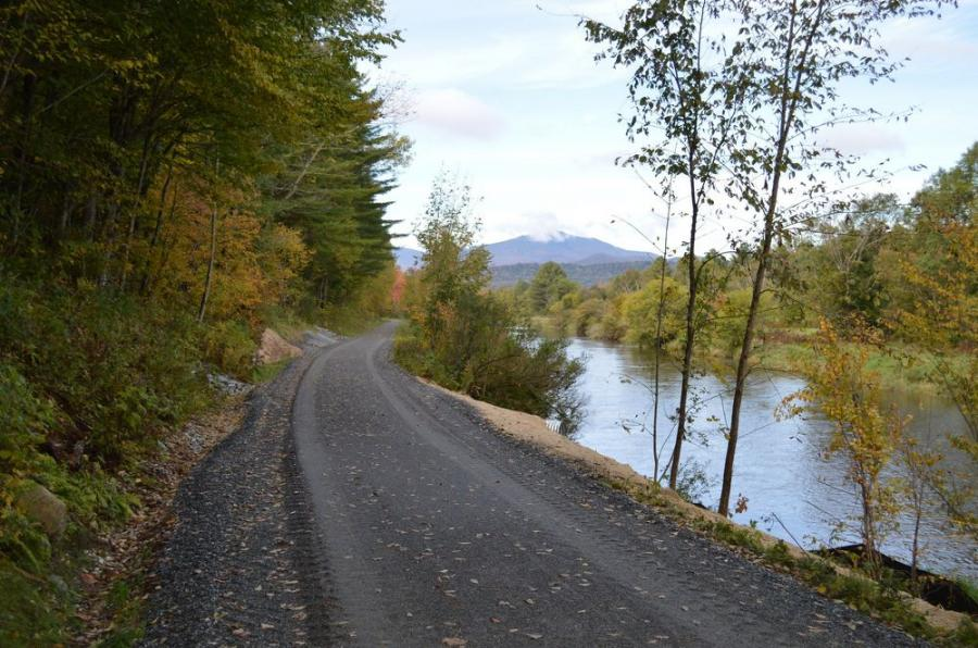 The completion of a 93-mi. rail trail across northern Vermont would help link an ever-expanding network of recreation trails across New England and beyond.