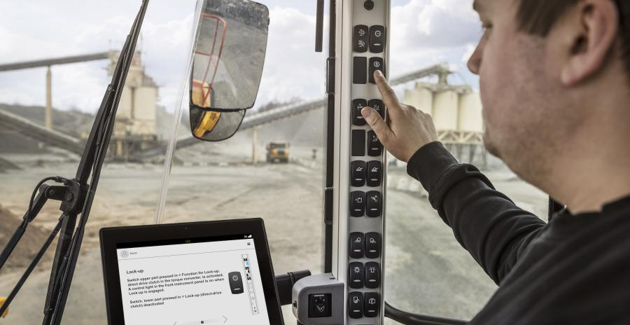 The new operator coaching app is one example of how gaming is influencing construction.