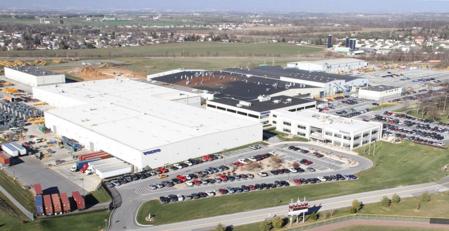 The Volvo Construction Equipment (Volvo CE) site in Shippensburg, Pa., has achieved zero landfill status. The North American campus is only the second Volvo CE location worldwide to earn this designation, which is certified by Volvo Group. The first one is in Braas, in southern Sweden.