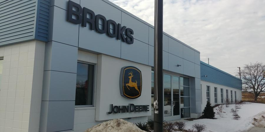 For the second time since 1984, Brooks Tractor's Milwaukee location underwent an expansion. The space has opened just in time for the company, with six locations across Wisconsin,  to celebrate its 75th Anniversary,later this year.