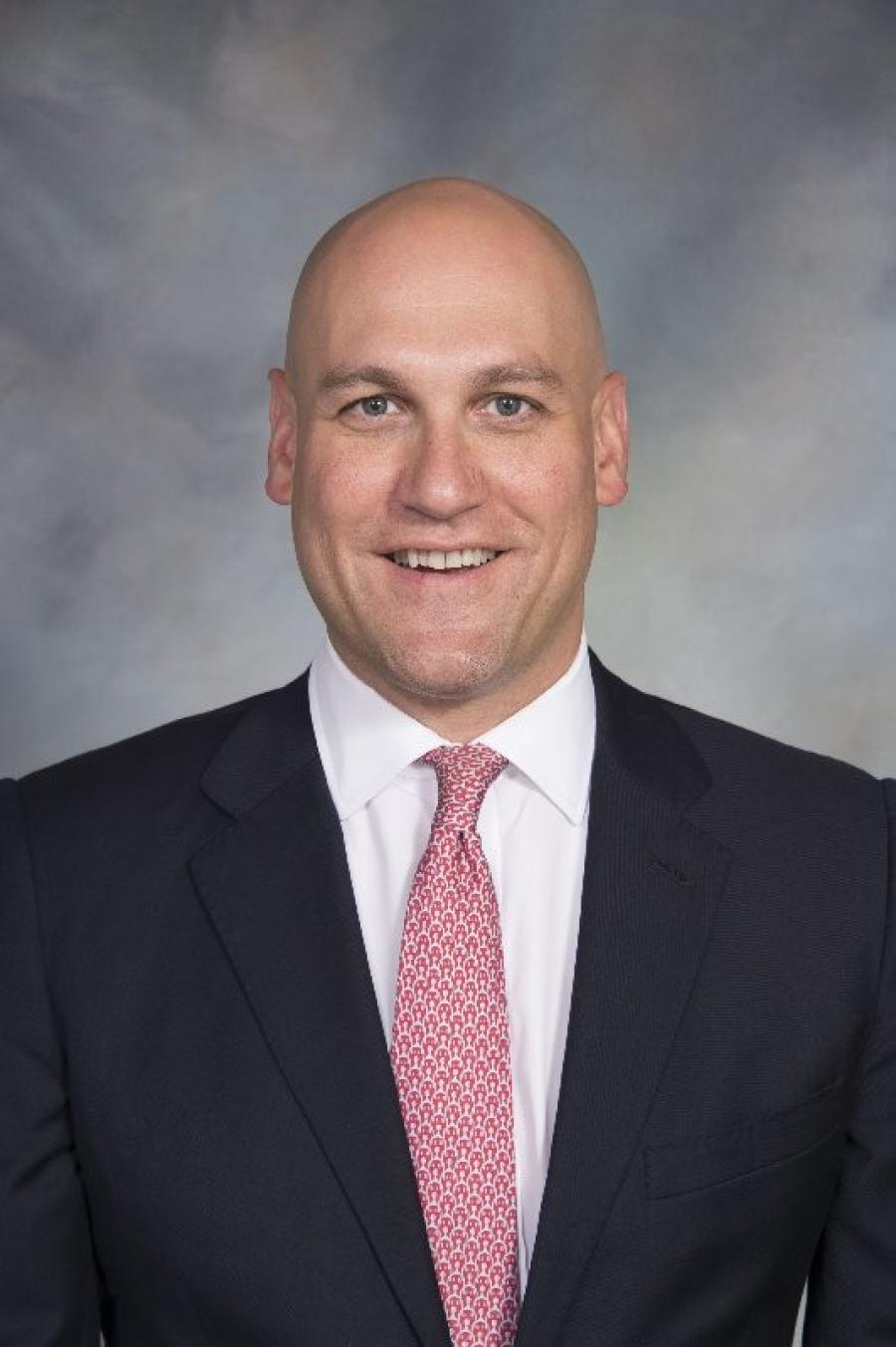 Ryan Greenawalt serves as chairman and CEO of Alta Equipment Group Inc.