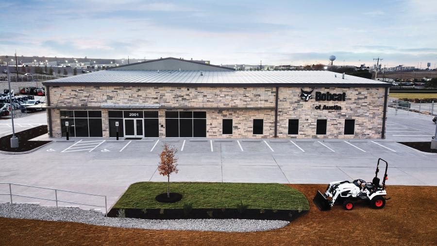 Parent company, Compact Construction Equipment, held an open house at Bobcat of Austin's new branch facility on Louis Henna Boulevard in Round Rock, Texas, on Feb. 28.