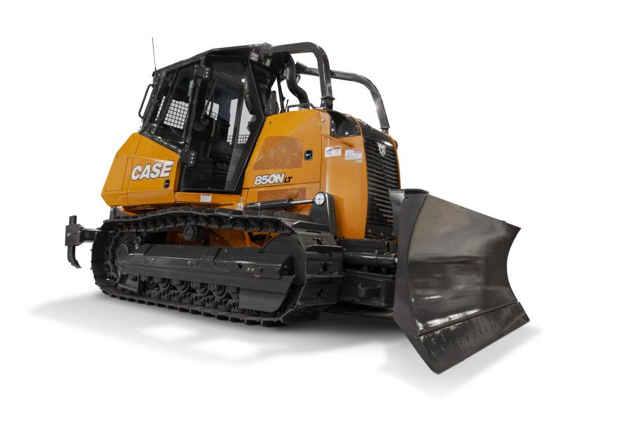 Packed with advanced features, the 850N represents the next phase in electro-hydraulic controls in small- to medium-sized dozers.