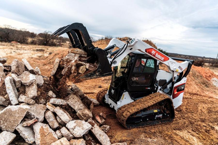 The new R-Series loaders have been redesigned inside and outside to be the most powerful, durable loaders built by Bobcat.