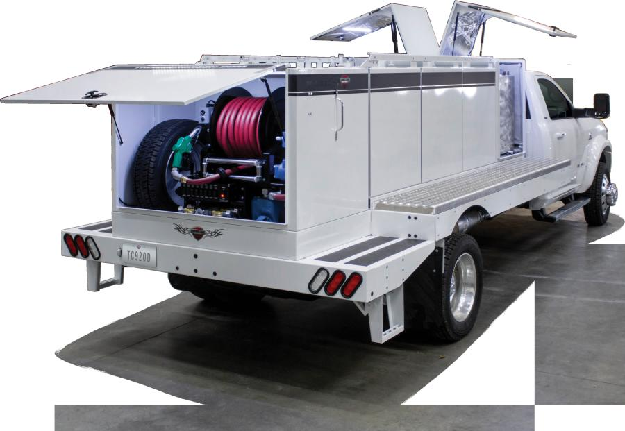 The MTU has become the solution of choice for construction companies and fuel distributors operating in metropolitan and urban settings, as well as disaster relief organizations.