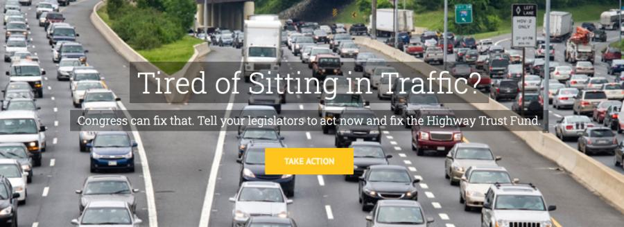 Targeted digital ads directed construction industry professionals to theHardhats for Highwayssite, where users can directly email their U.S. senators and congressmen and ask them to support passage of legislation that increases investment in the nation's highway and transit programs.