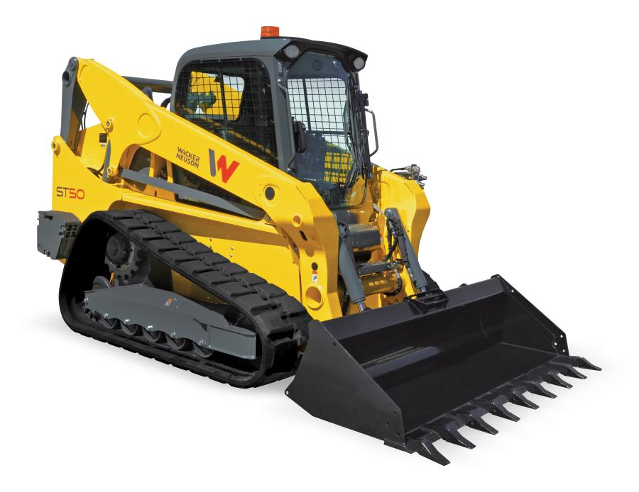 The SW32 skid steer and ST40 and ST50 compact track loaders bring maximum power and efficiency to the job site.