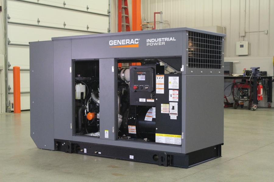 The G4.5L engine features Generac's new control panel platform, Power Zone Pro. The Generac Power Zone Pro controller makes interaction with a generator more intuitive.