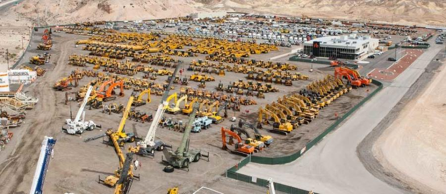 """Regional Sales Manager of Ritchie Bros., Neal Black, said """"We continue to see record crowds for our 2020 auctions, with bidder registrations up 39 percent over the same auction last year."""