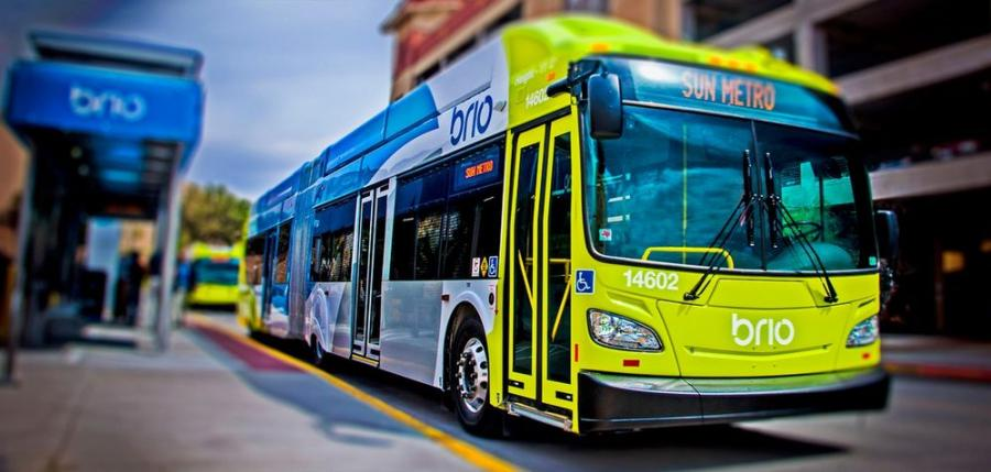 The project will provide faster, more reliable transit service to important destinations in downtown El Paso, the El Paso International Airport and the Far East Transfer Center.