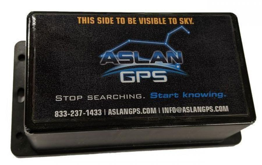 Aslan GPS tags are purpose built to survive in almost any construction application while providing the data that contractors need on a user friendly interface, according to the manfacturer.