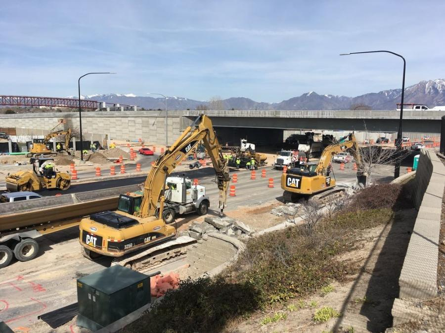 The Utah Department of Transportation recently announced how a a $3.3 billion budget will be divied up among state construction projects.