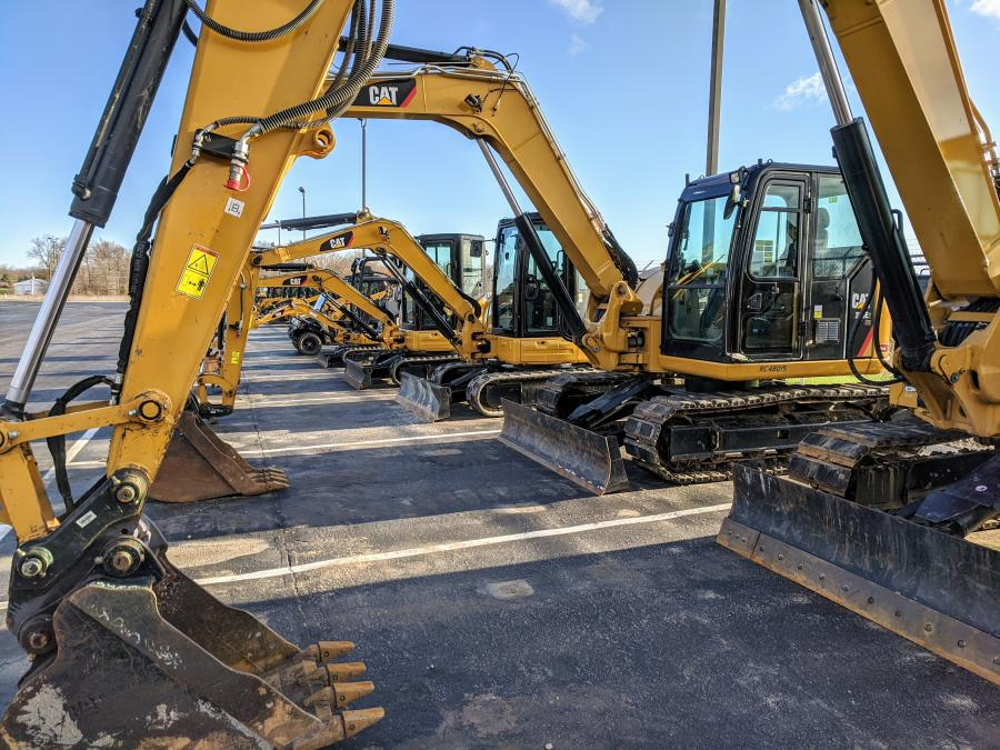 Ohio CAT recently updated facilities at its new location in Lima, within Allen County, Ohio, and commenced business operations at The Cat Rental Store.