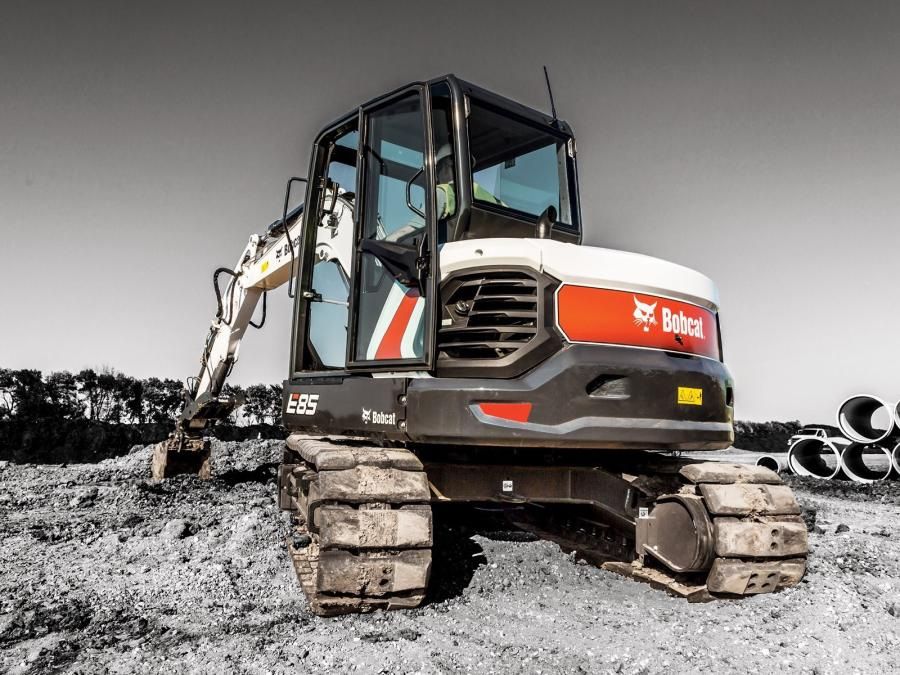 Doosan Bobcat restarted production at select manufacturing facilities in North America on April 20.