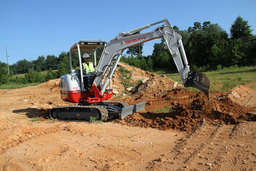 Luby Equipment will carry the full lineup of Takeuchi equipment, including excavators, track loaders, skid steer loaders and wheel loaders. The dealer provides sales, service, parts and rental.